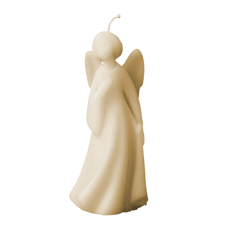 Singing Angel - heavenly vocals - pure beeswax candle