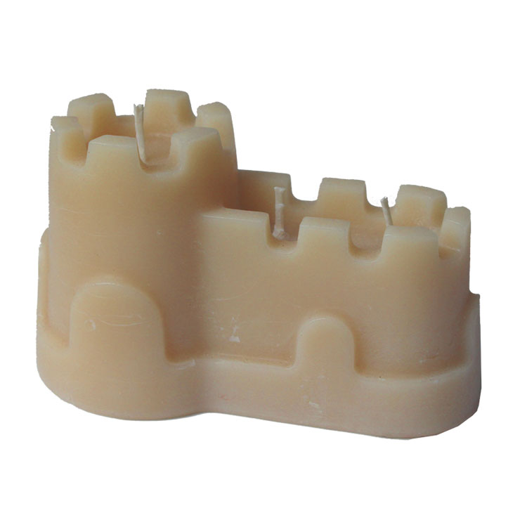 Castello - three wick beeswax candle