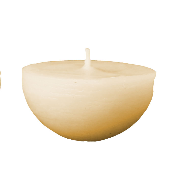 Floating Light - pure beeswax candle